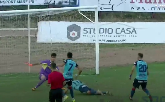 CS Mioveni- Chindia Târgoviște 1-2 : Argeş Sport   Mioveni-chindia Târgoviște