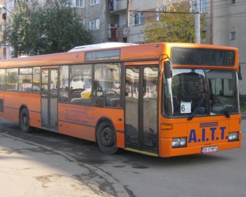 Autobuze