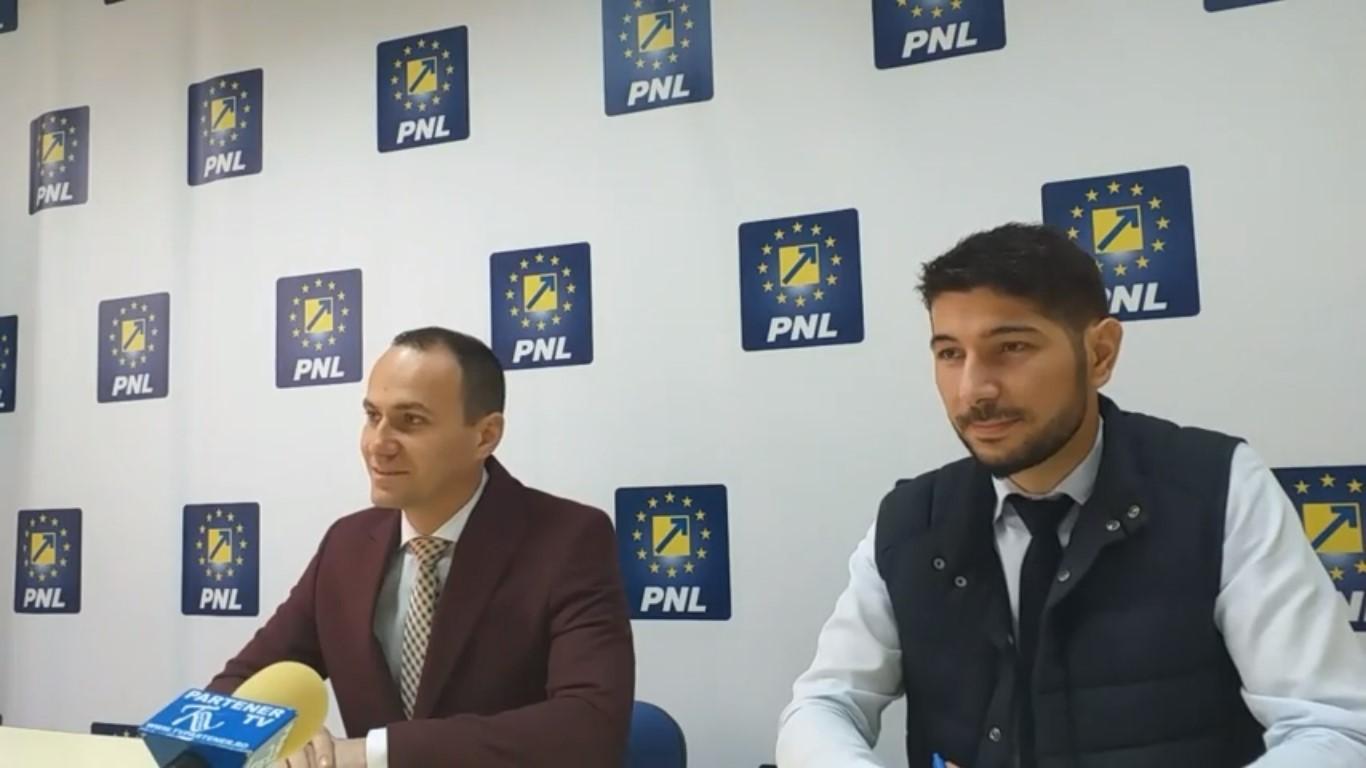 PNL Târgoviste-conducere nouă