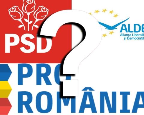 menage a trois PSD ALDE Pro România