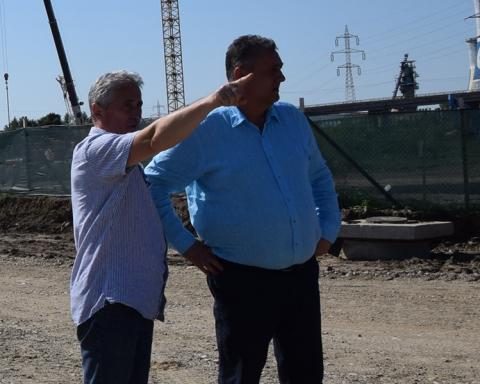 Alexandru Oprea vizita de lucru 6 august