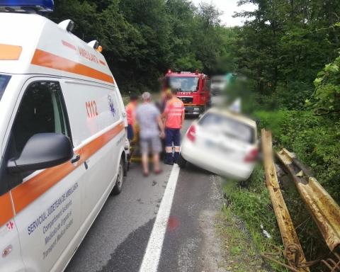 Accident Mija