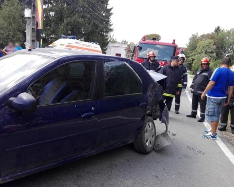 Accident IL Caragiale