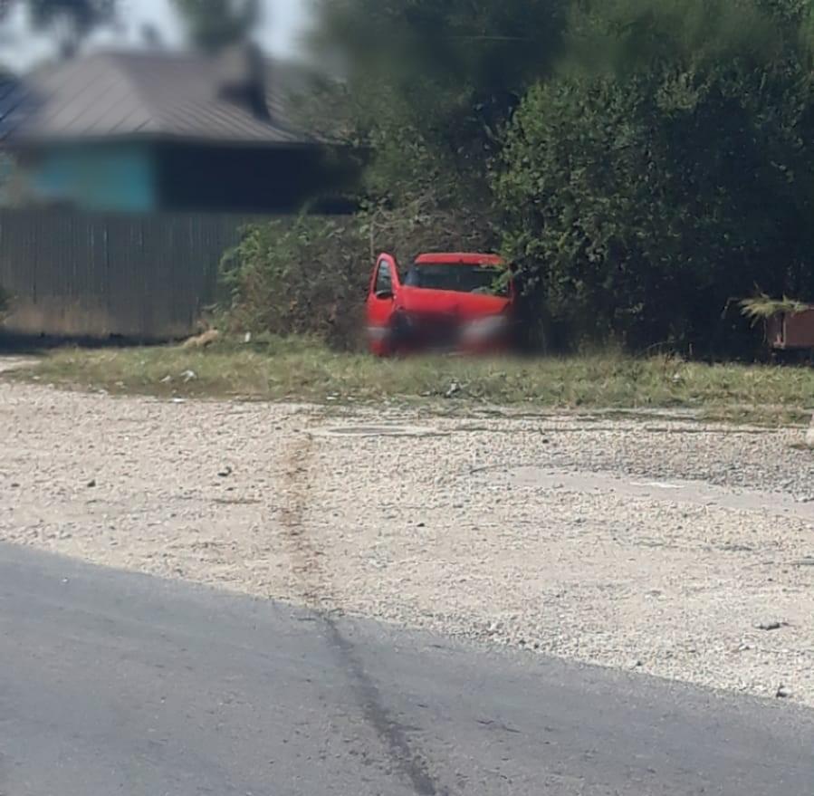 Accident Petrești