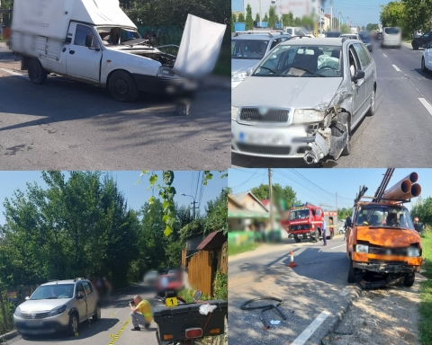 Accidente Dâmbovița-11 august