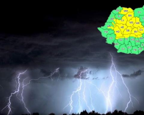 Furtuni-cod Galben