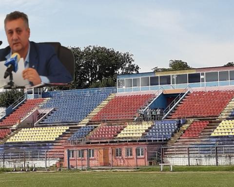 Stadion Târgoviște-controverse