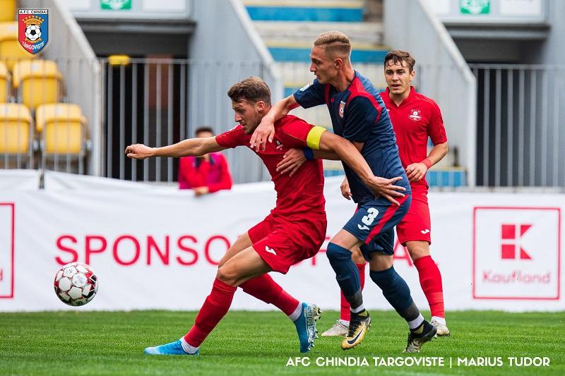 AFC Hermannstadt - Chindia Târgoviște