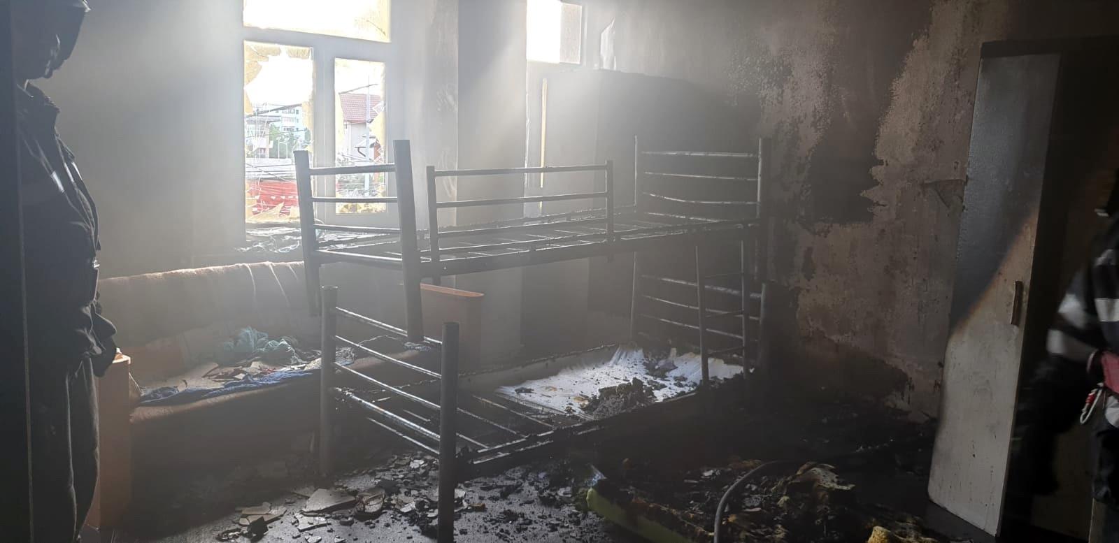 Incendiu Târgoviște