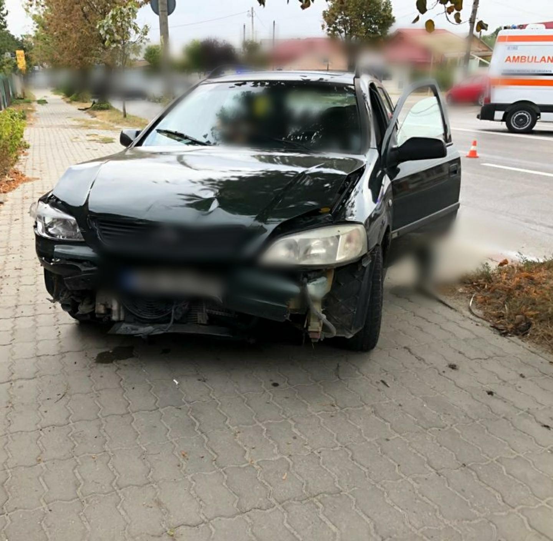 Accident Târgoviște