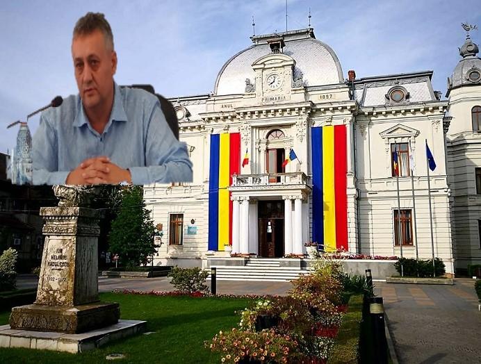 Alexandru Oprea-primarie Targoviste