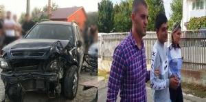 Retinut accident Poiana