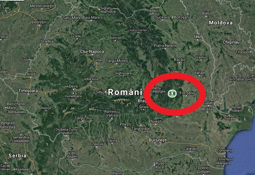 Cutremur Vrancea