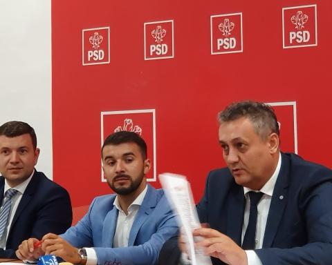 Conf.presă PSD DB