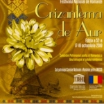 Crizantema de Aur 2019