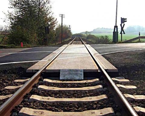 Trecere nivel calea ferată