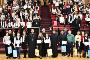 323 de elevi au participat la un concurs organizat de Arhiepiscopia Târgoviștei,