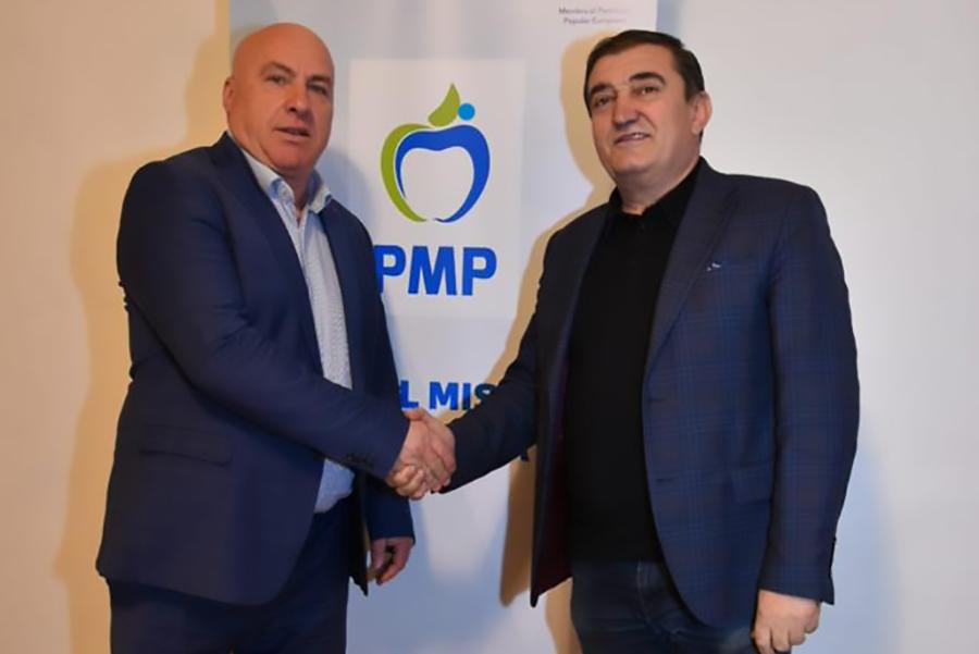 Stan Dan, candidat PMP Braniștea
